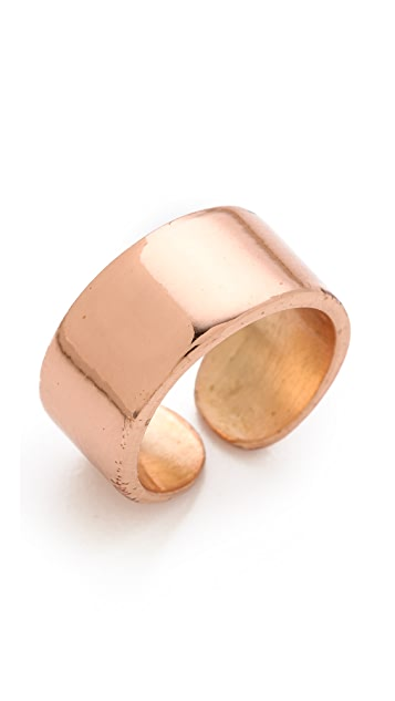 Luv Aj Short Plain Ring
