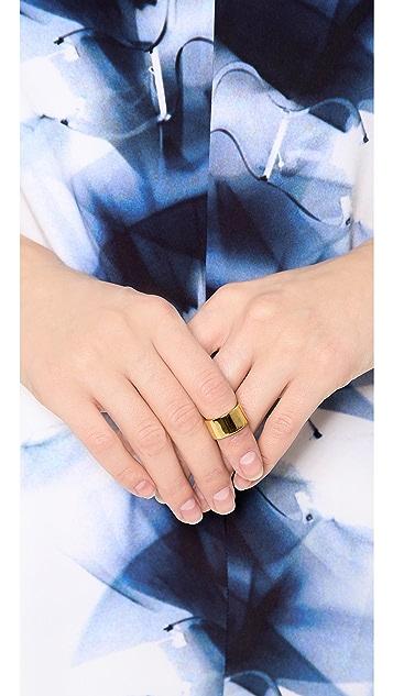 Luv Aj Short Plain Ring