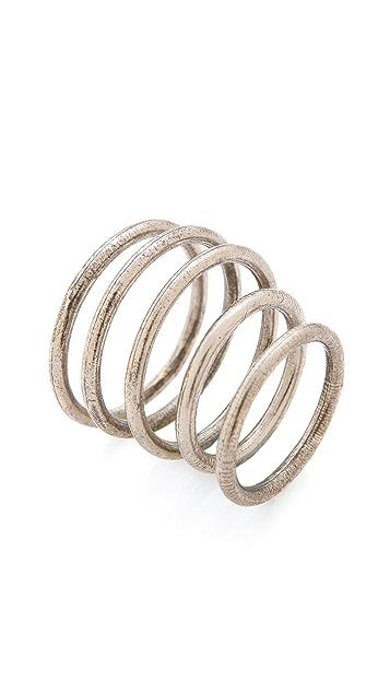 Luv Aj The Petite Band Ring Set
