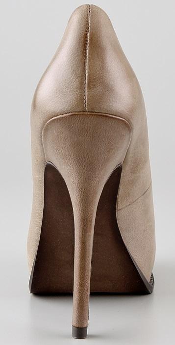 Luxury Rebel Shoes Sakura Platform Pumps