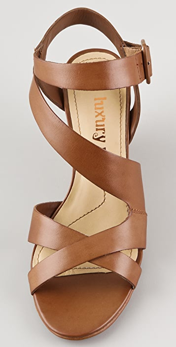 Luxury Rebel Shoes Karla Wedge Sandals