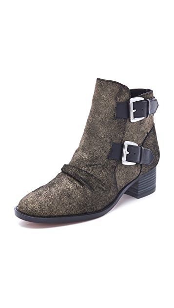 Luxury Rebel Shoes Deluyn Booties