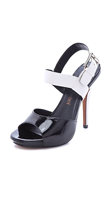 Luxury Rebel Shoes Judith Platform Sandals