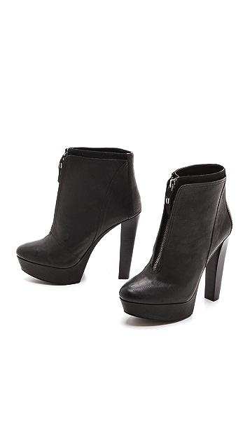 Luxury Rebel Shoes Randy Platform Booties