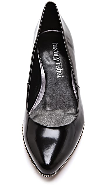 Luxury Rebel Shoes Farah Flats