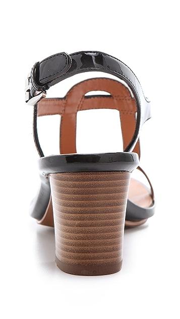 Luxury Rebel Shoes Anita Patent Sandals