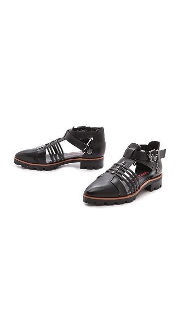 Luxury Rebel Shoes Grace Fisherman Sandals