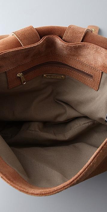 Laura Vela Lily Messenger Bag