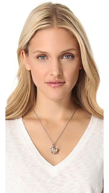 Lauren Wolf Jewelry Herkimer Necklace