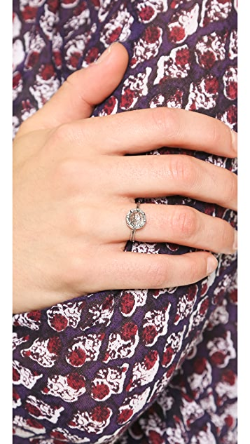 Lauren Wolf Jewelry Octagon Ring
