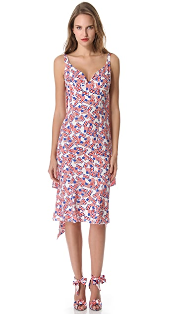 L'Wren Scott Bromance Flirty Dress