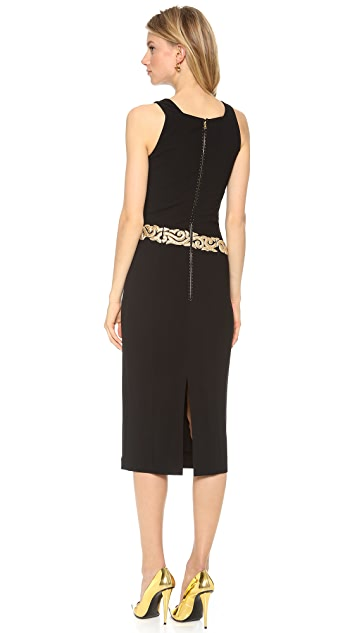 L'Wren Scott Allegory of Love Sleeveless Dress