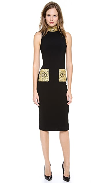 L'Wren Scott Sleeveless Dress