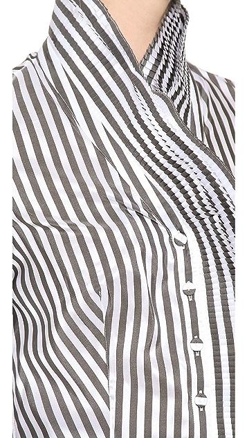 L'Wren Scott Long Sleeve Blouse