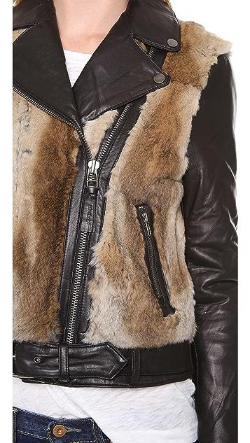 Mackage Tamika Leather Jacket
