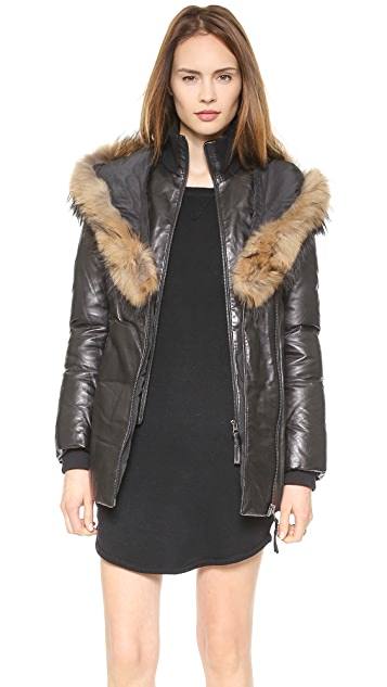 Ingrid Coat by Mackage