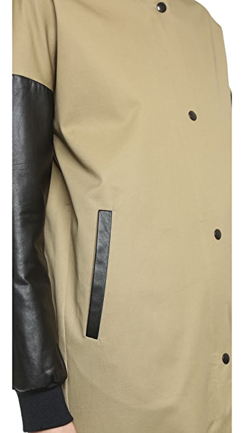 Mackage Neo Trench Marni Jacket
