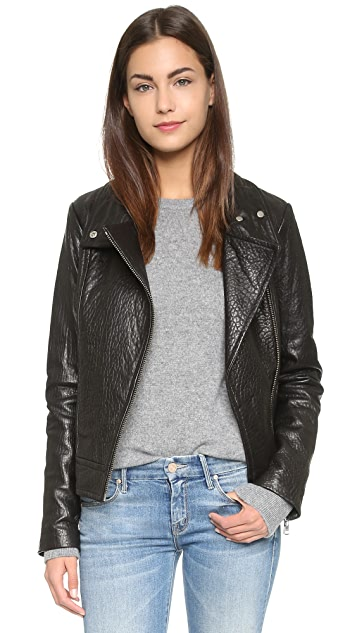 Mackage Lisa Leather Jacket