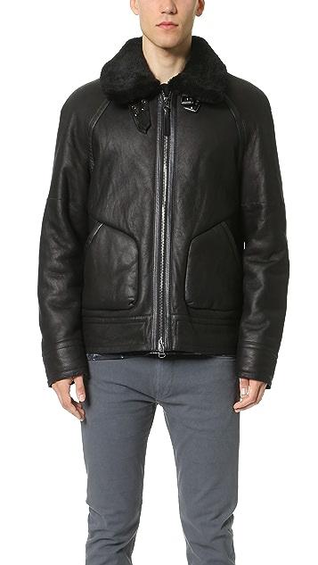 Mackage Ezio Shearling Jacket