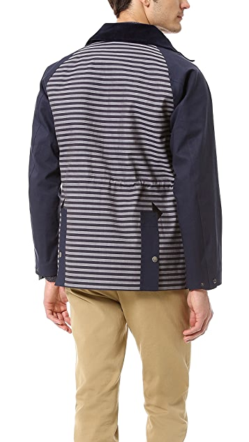 Mackintosh Anstruther Stripe Jacket