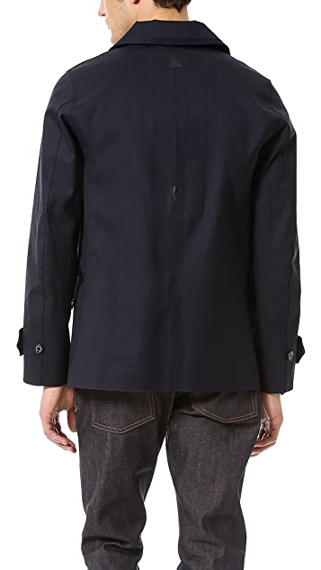 Mackintosh Novar Pea Coat
