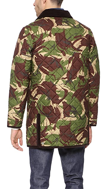 Mackintosh Fox Bros. Waverly Camo Coat