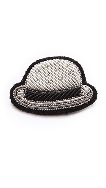 Macon & Lesquoy Bowler Hat Pin