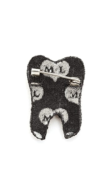 Macon & Lesquoy Tooth Pin