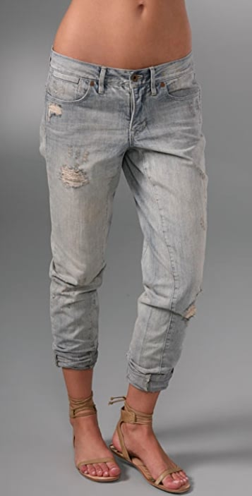Madewell Slim Slouch Jeans