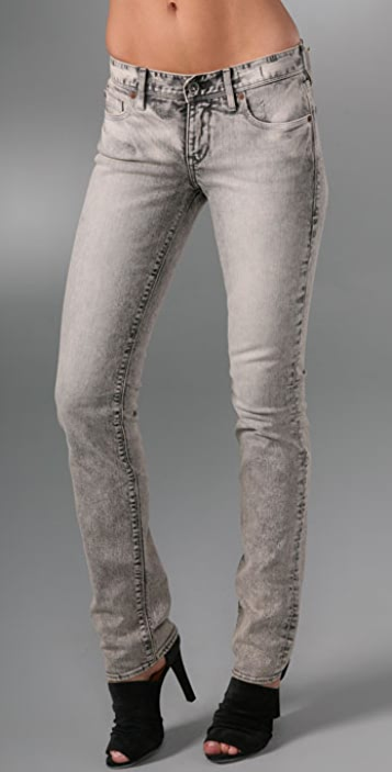 on feet at website for discount best place Madewell Rail Straight Skinny Jeans | SHOPBOP