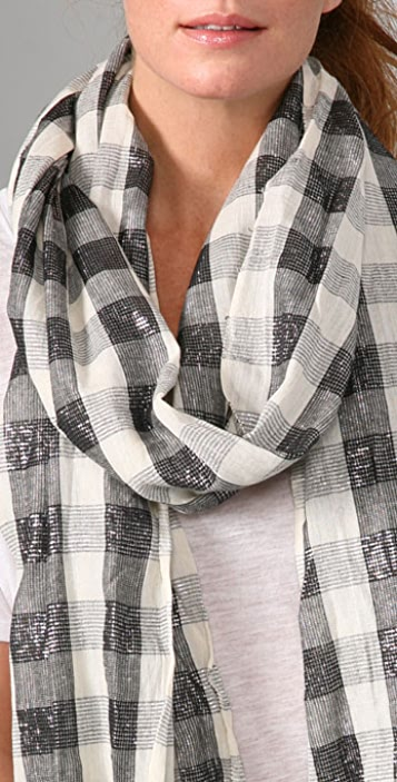 Madewell Buffalo Plaid Scarf