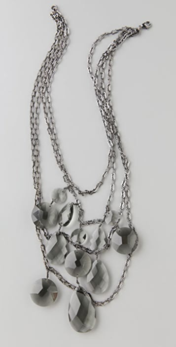 Madewell Dusky Chandelier Necklace