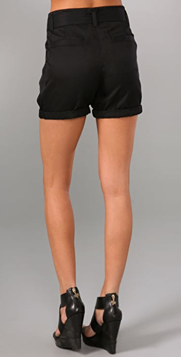 Madewell Paper Bag Shorts