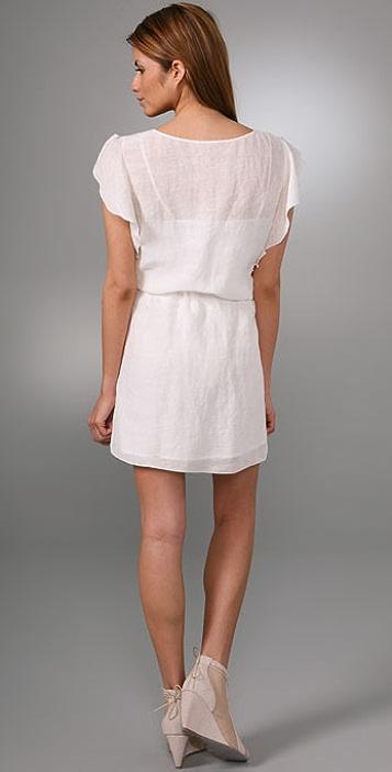 Madewell Estella Girly Ruffle Dress