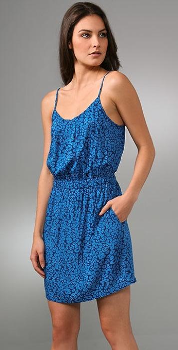 Madewell Lula Waisted Dress
