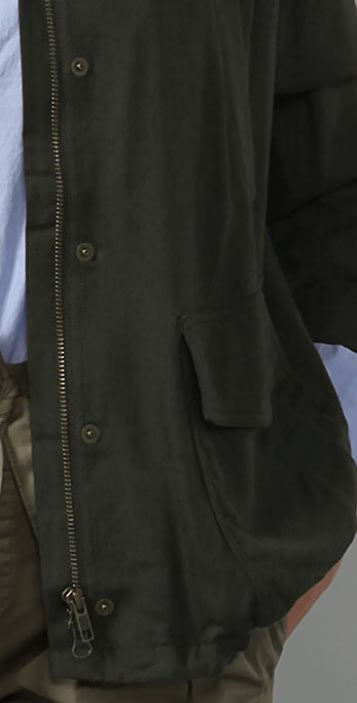 Madewell Windy Day Jacket