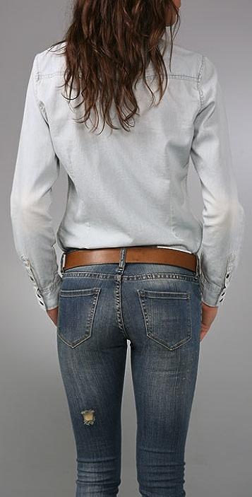 Madewell Vintage Jeans Belt