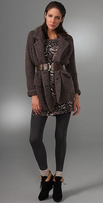 Madewell Boucle Coat