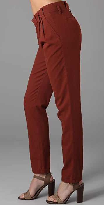 Madewell Paper Bag Trousers
