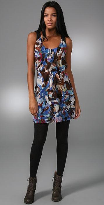Madewell Snowblossom Gala Dress