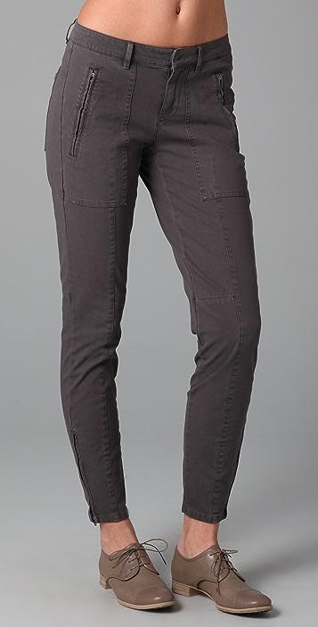 Madewell Utility Zip Pants