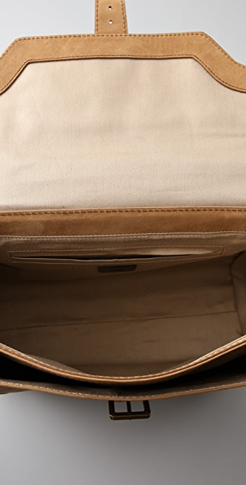 Madewell The Dusty Roads Messenger Bag