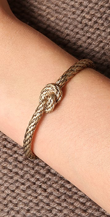 Madewell Rope Knot Cuff