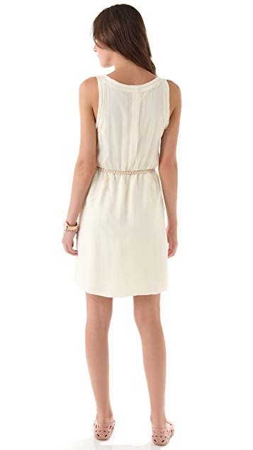 Madewell Raw Edge Tank Dress
