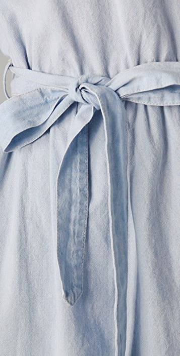 Madewell Chambray Margot Dress
