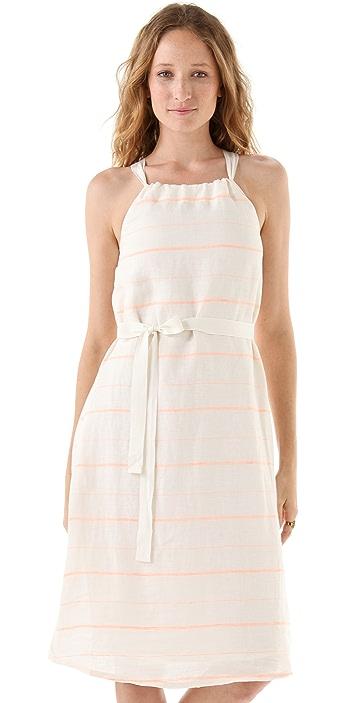 Madewell Striped Weekend Dress