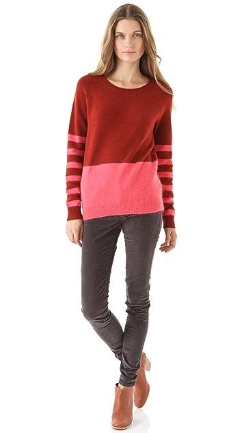 Madewell Jasper Mohair Mix Pullover