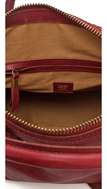 Madewell Heritage Leather Satchel