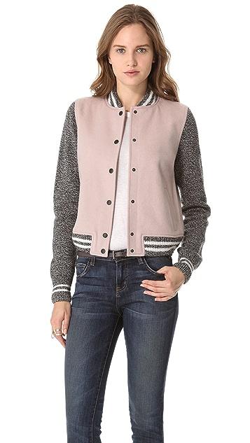 Madewell Varsity Jacket