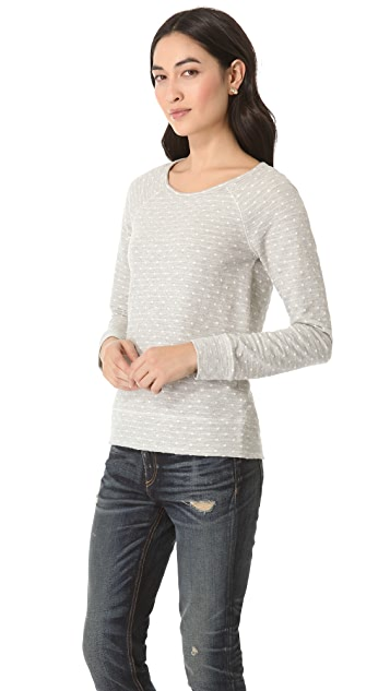 Madewell Snow Dot Pullover
